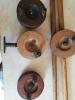 canne et moulinet ancien