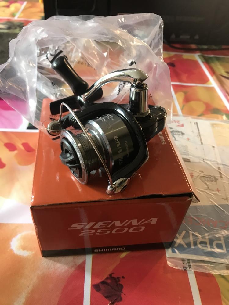 Moulinet Shimano  Sienna 2500