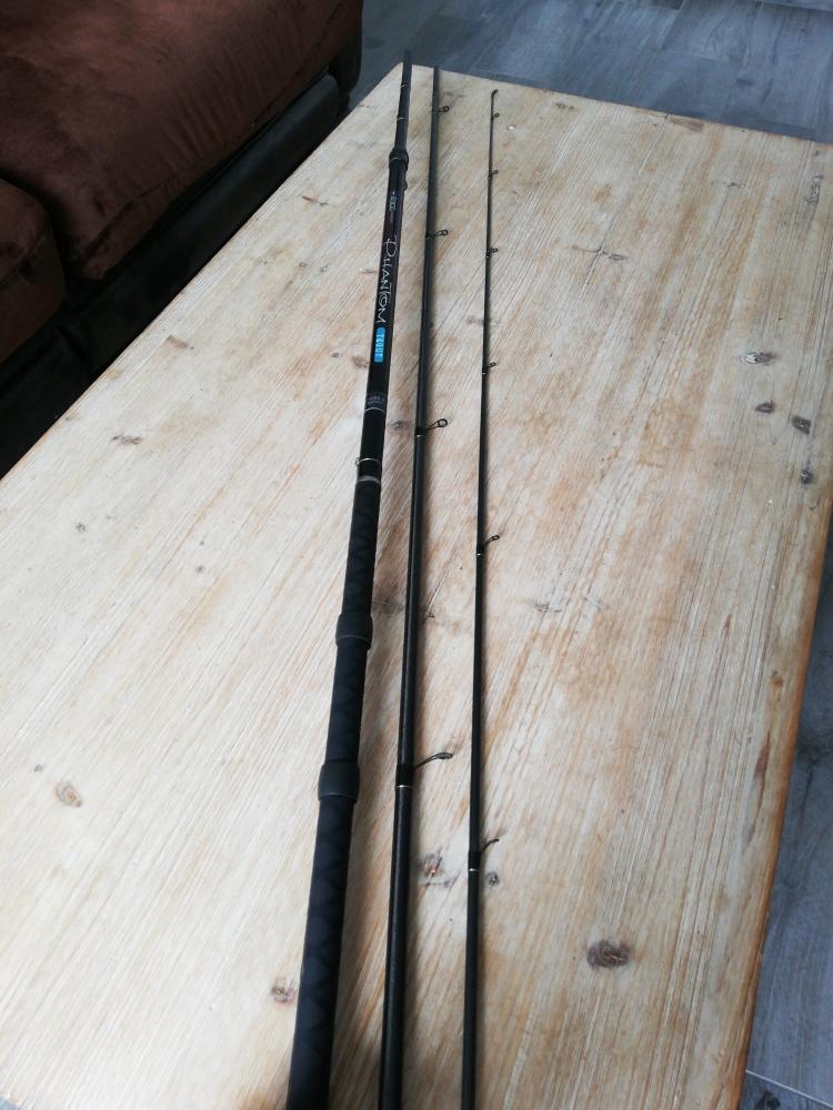 Canne toc Daiwa Phantom trout 3745hr-g