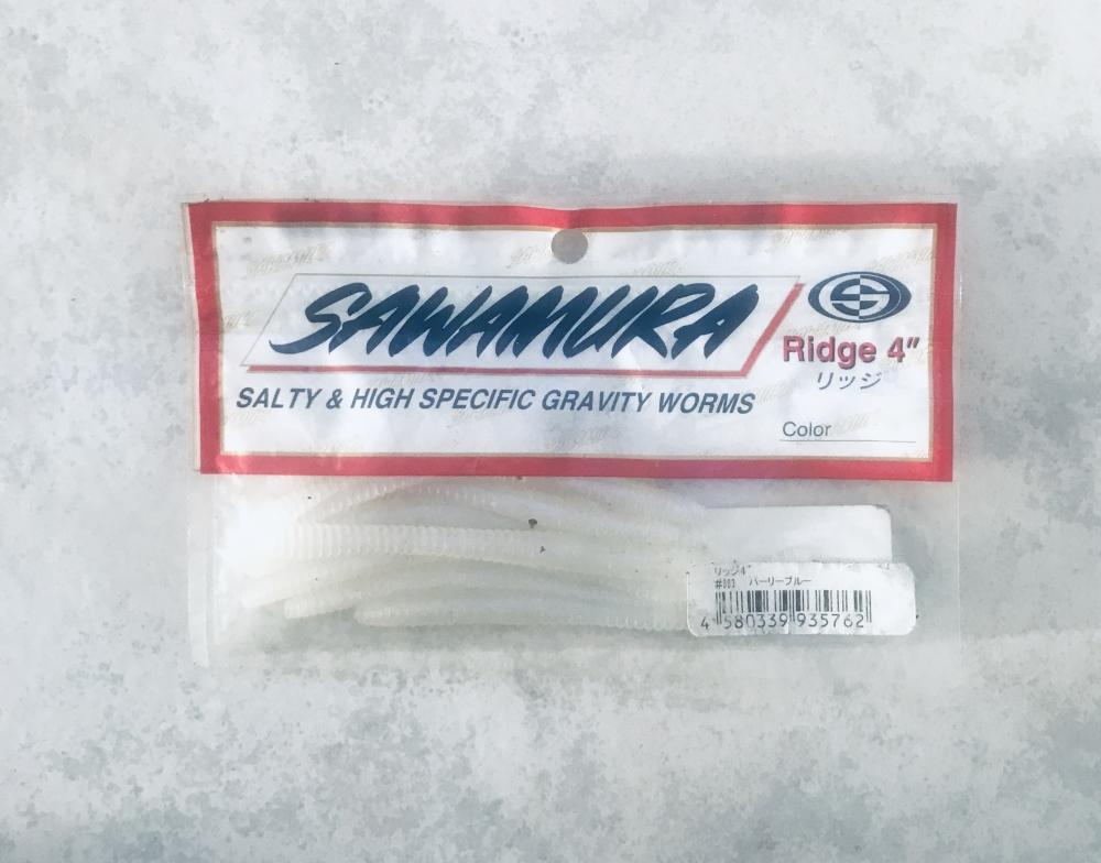 Sawamura Ridge 4 - Worm