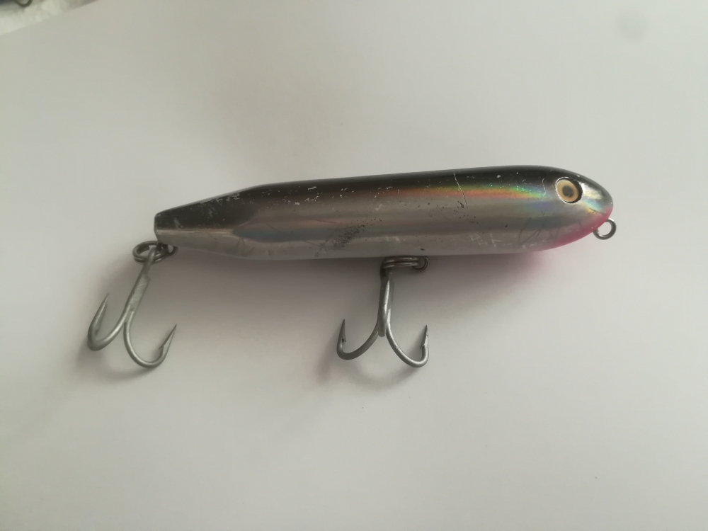 poisson nageur surface