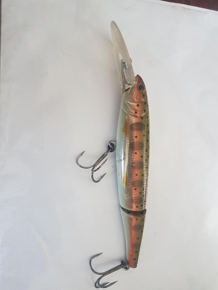 Savage gear Butch (longue bavette)