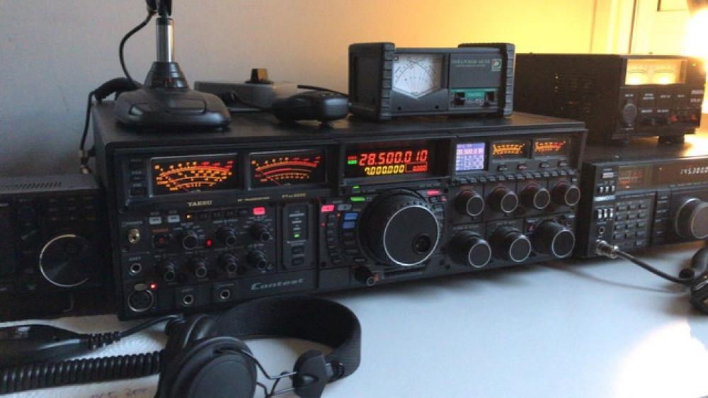 Emétteur-récepteur Yaesu ft dx-9000 contest