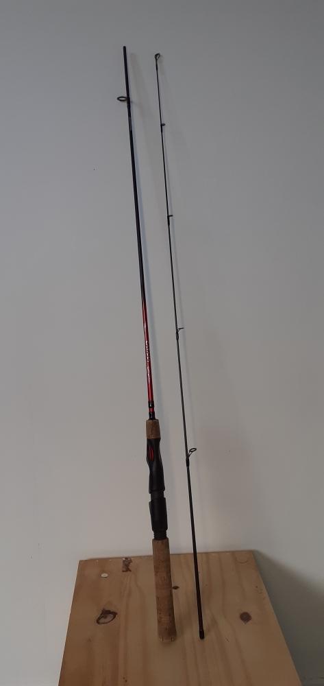 Canne shimano catana et moulinet daiwa joinus 2000