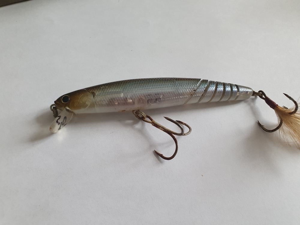 Lucky Craft Live Flashminnow 120 MR