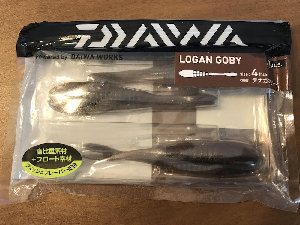 Daiwa logan goby