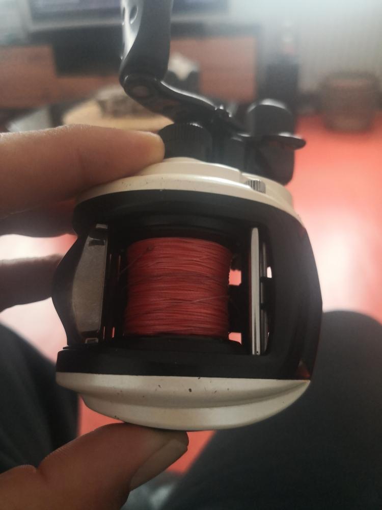 Vend moulinet casting abu garcia revos s