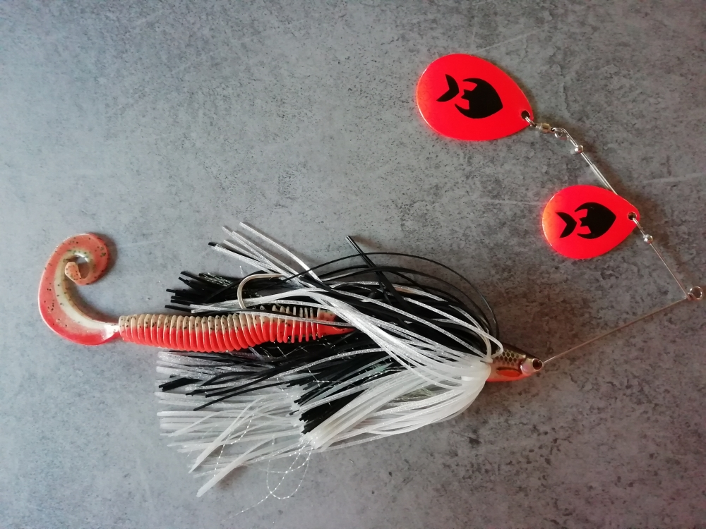 Spinnerbait Westin Monster Vibe Colorado