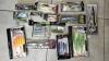 Lot de 54 leurres souples et durs pour la pêche - Daiwa - Savage Gear - westin - Volkien