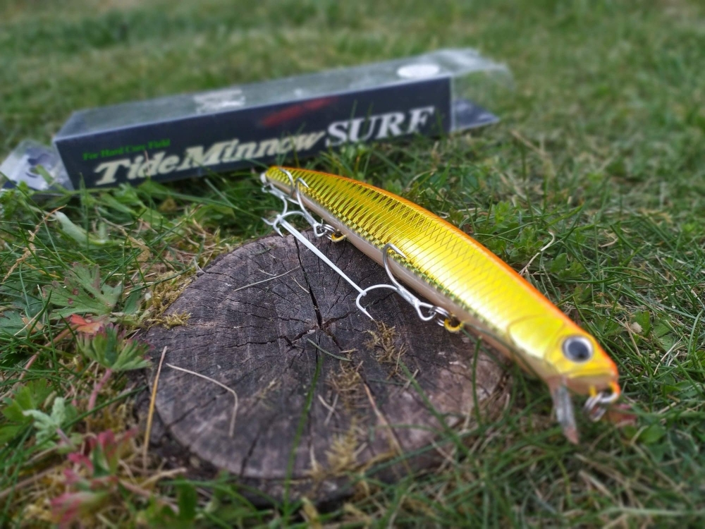 DUO tide minnow