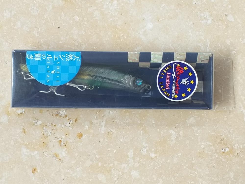 Imagine 101 21gr ghost mackerel