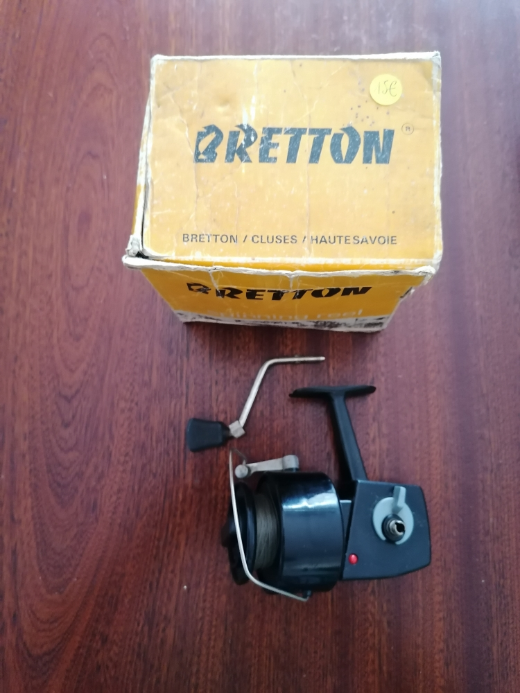 Moulinet bretton 205 S