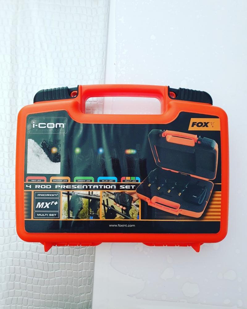 Mxr+ 4 détecteurs avec centrale