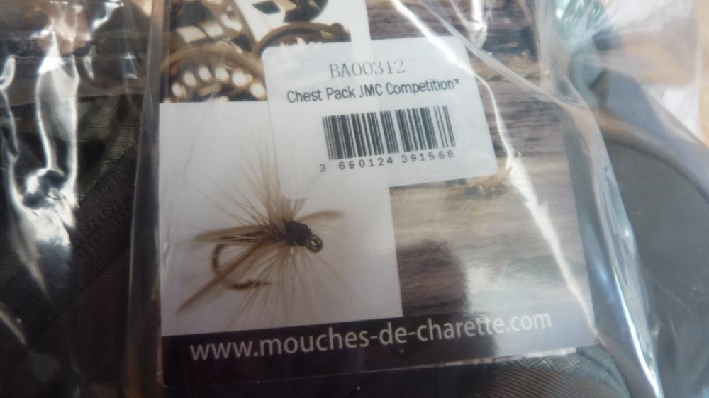 CHEST PACK JMC Compétition