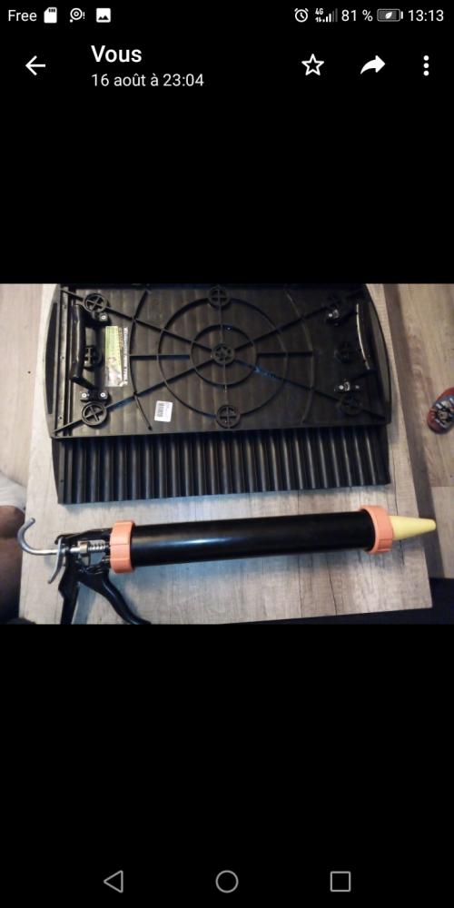 Matériel fabrication bouillette