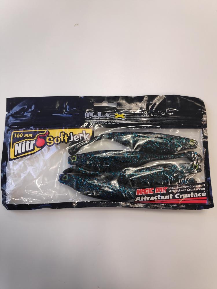 Illex Nitro Soft Jerk 16cm