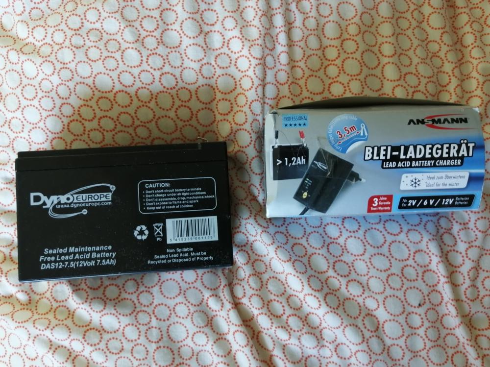 Humminbird piranha Max 153 + batterie