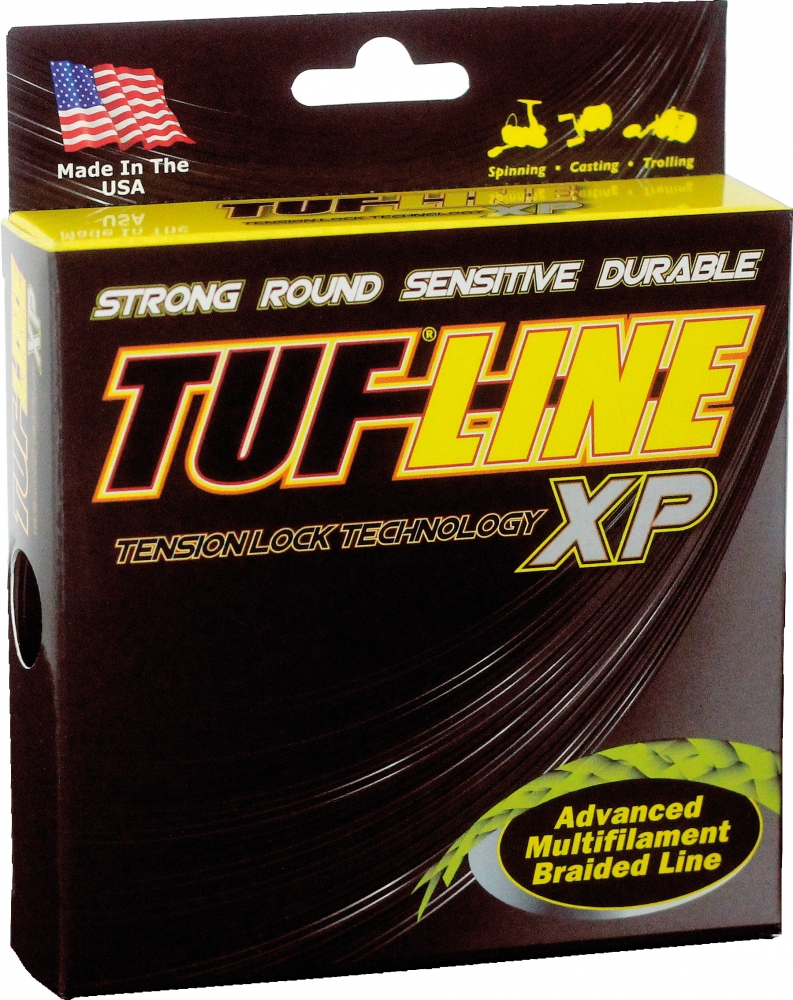 Tresse Tuf Line XP 274m 0.19mm