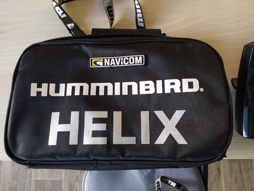 Helix 7 + sonde + sacoche