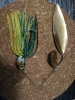 Spinnerbait O.S.P Typhoon - 28Gr