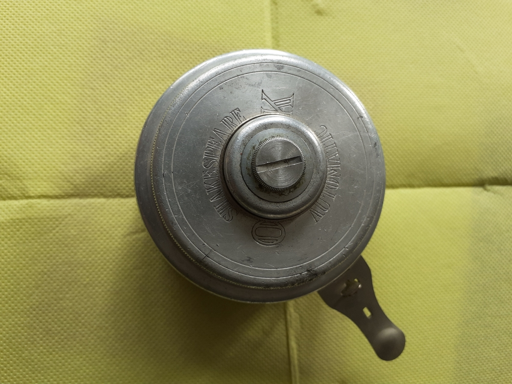 moulinet ancien pour collection,shakespeare