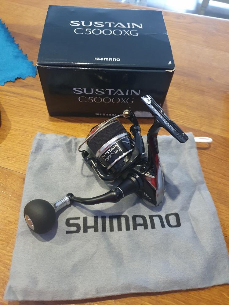 Shimano Sustain C5000XG