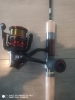 Ensemble major craft troutino Abu Garcia revo 2 sx20