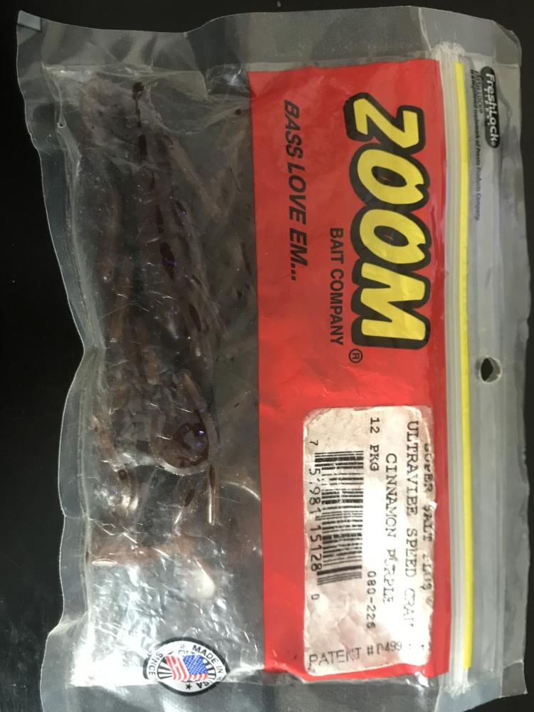 Zoom Super Speed Craw