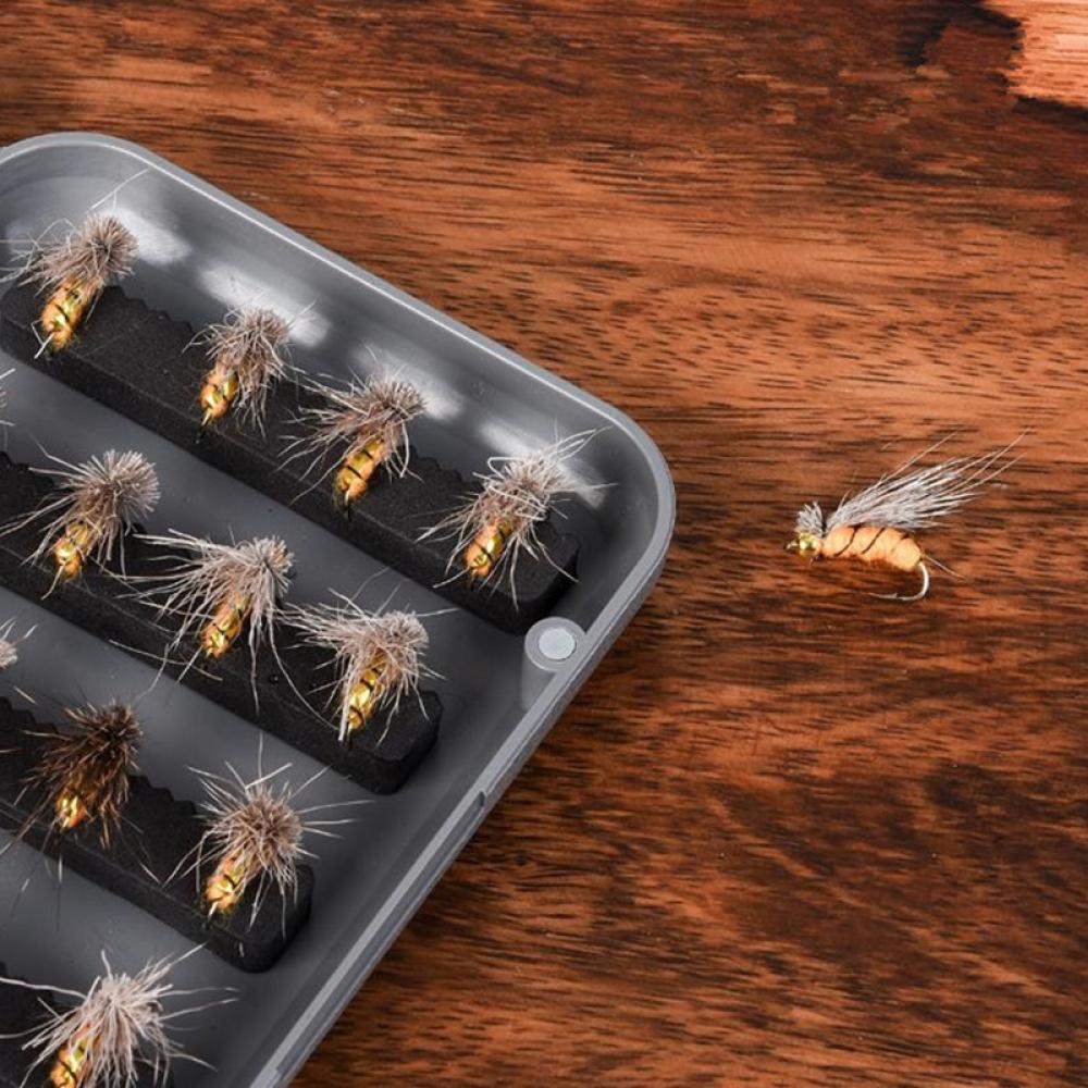 mouches truite
