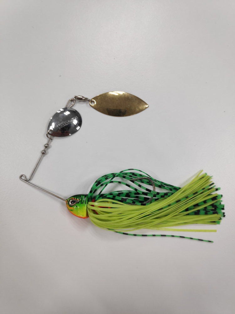 Spinner Scratch Tackle
