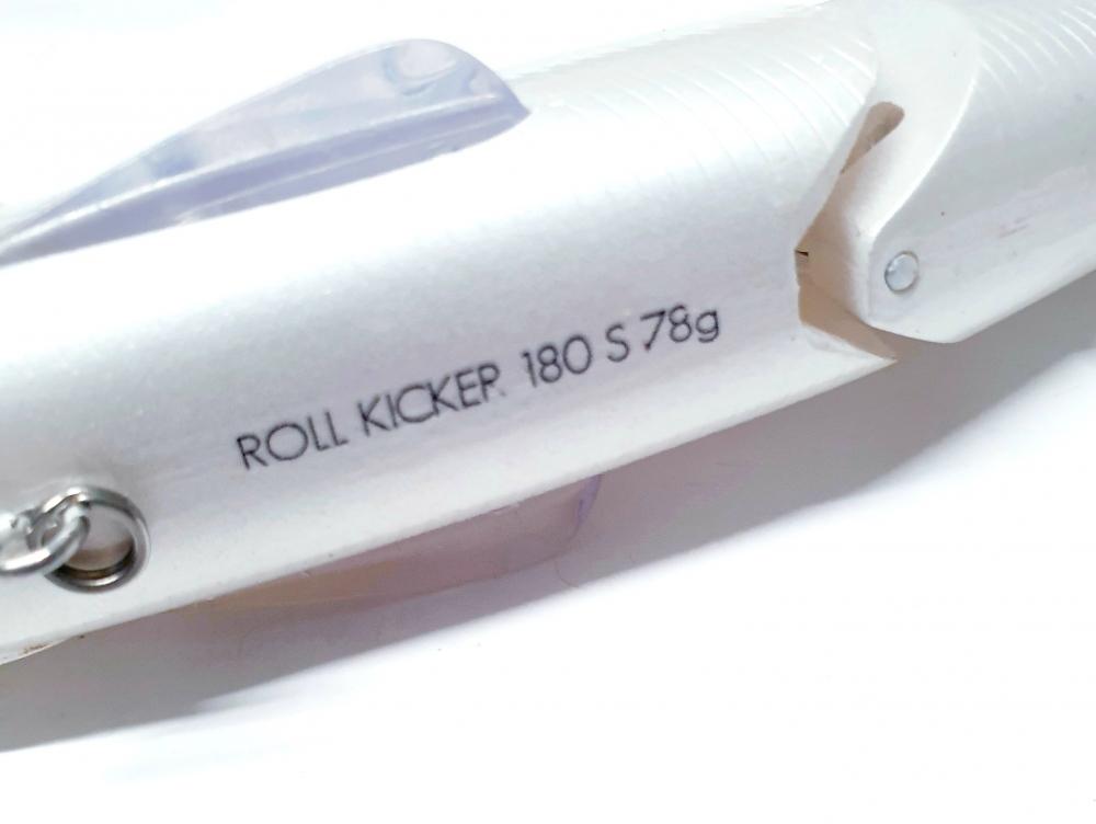 Sakura Roll Kicker