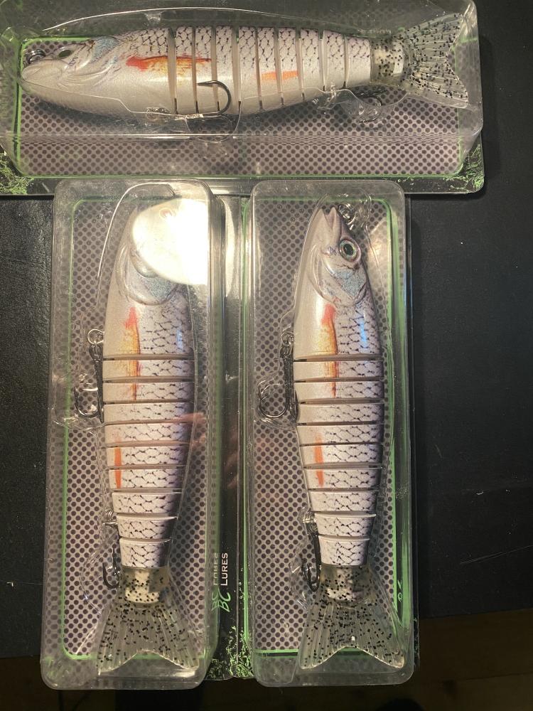 Segment trout BC Lures 23 cm