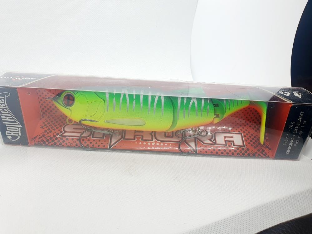 Sakura Roll Kicker - 18Cm