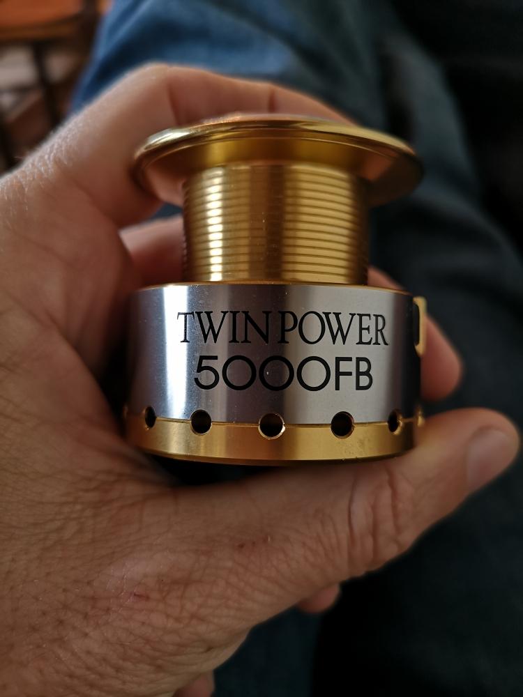 Bobine twinpower 5000 FB