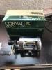Moulinet casting pour gaucher Shimano Corvalus 400