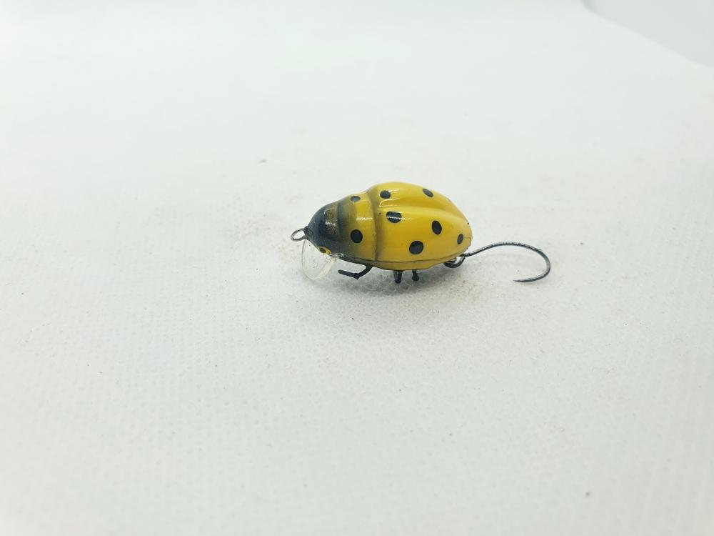 Microbait ladybord 20mm