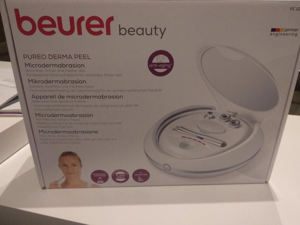 Beurer beauty FC 100