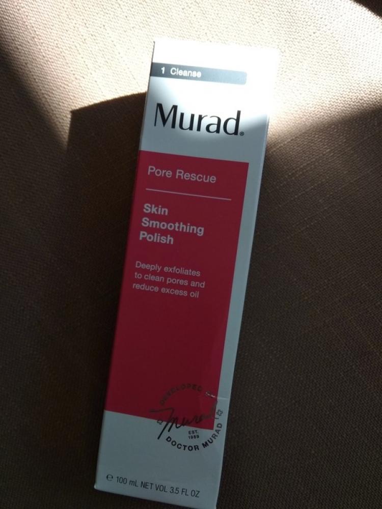 Exfoliante  facial Murad