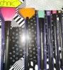 Technicolor brushes
