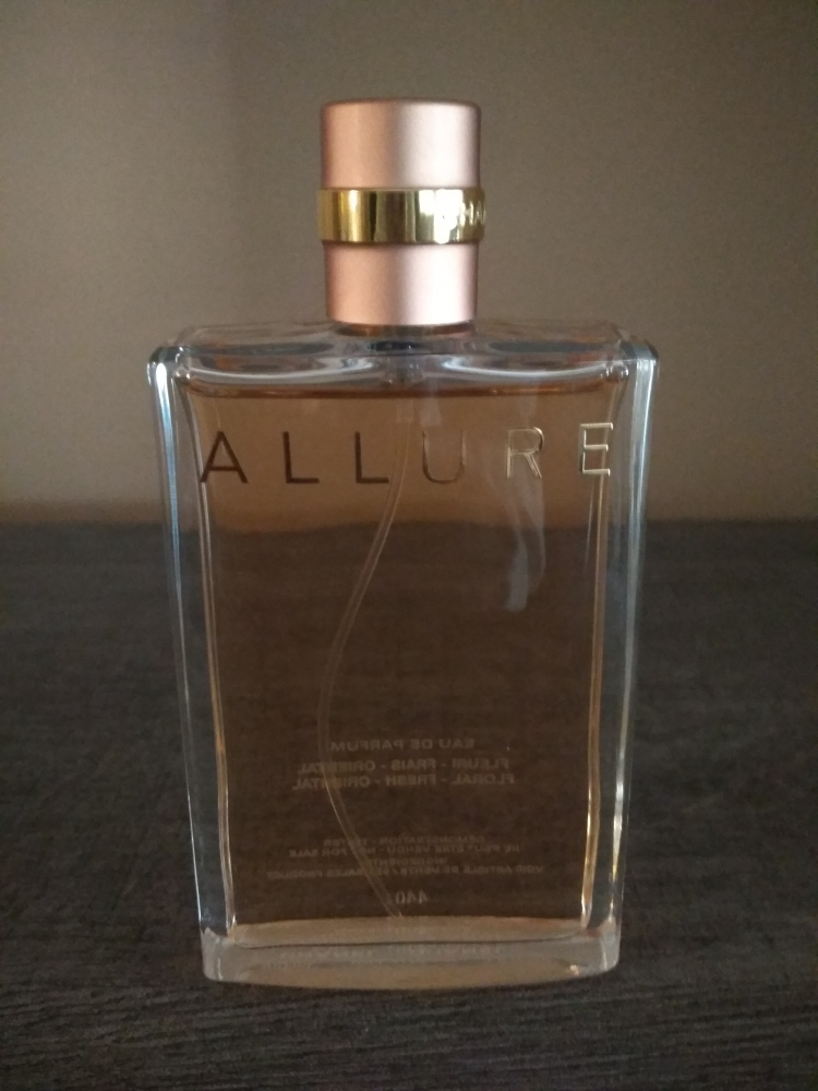 Perfume Allure Chanel 100ml