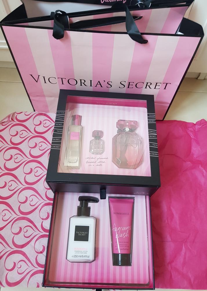 Cofre NUEVO Victoria's Secret bombshell