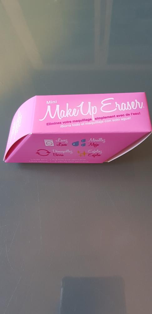Mini make Up eraser