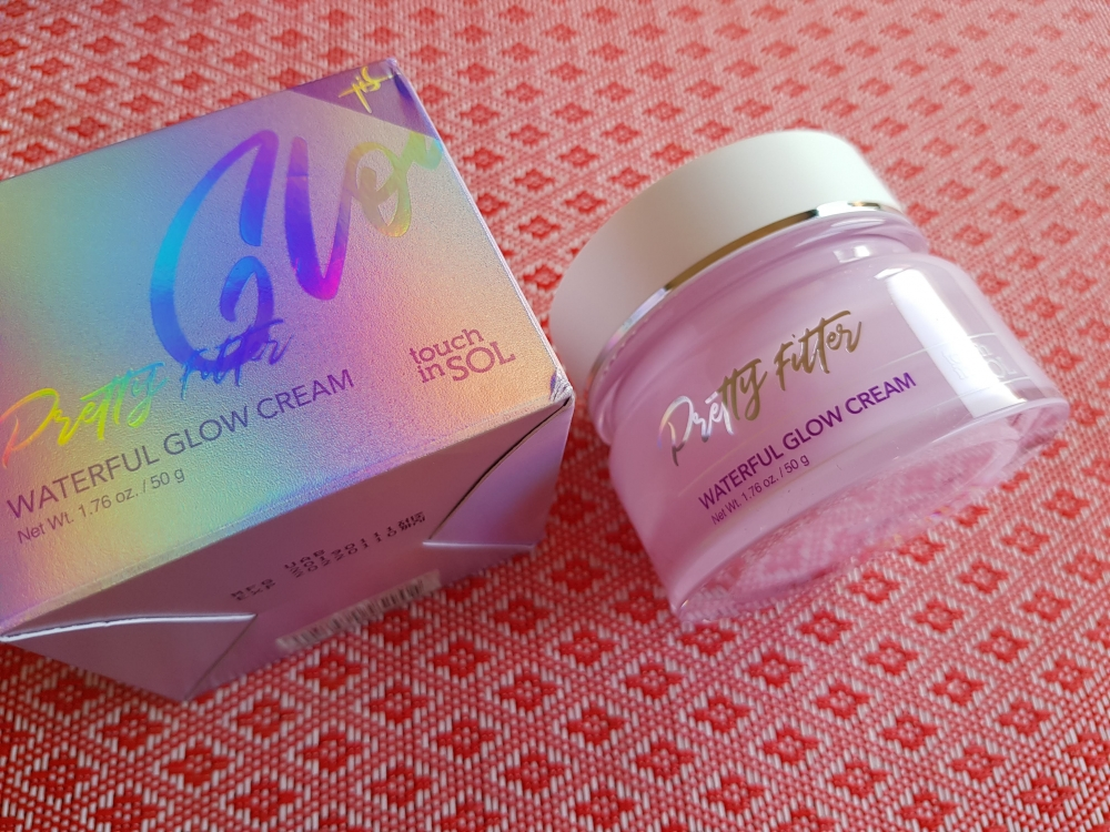 Crema Touch IN SOL Pretty Filter Waterful Glow Cream