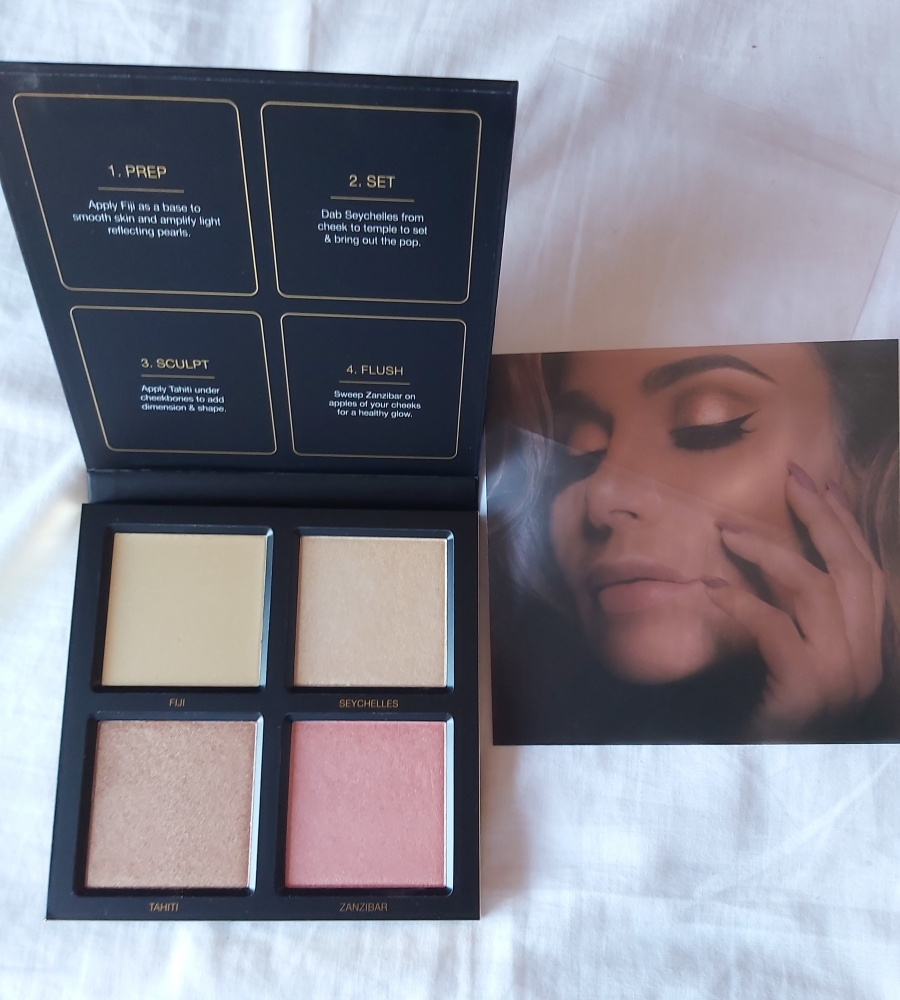 HUDA BEAUTY GOLDEN SANDS