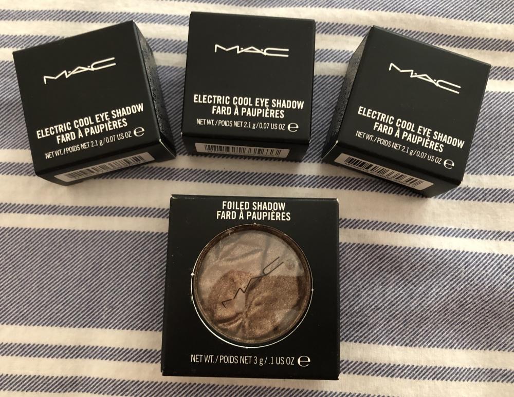 Sombras Mac edición limitada