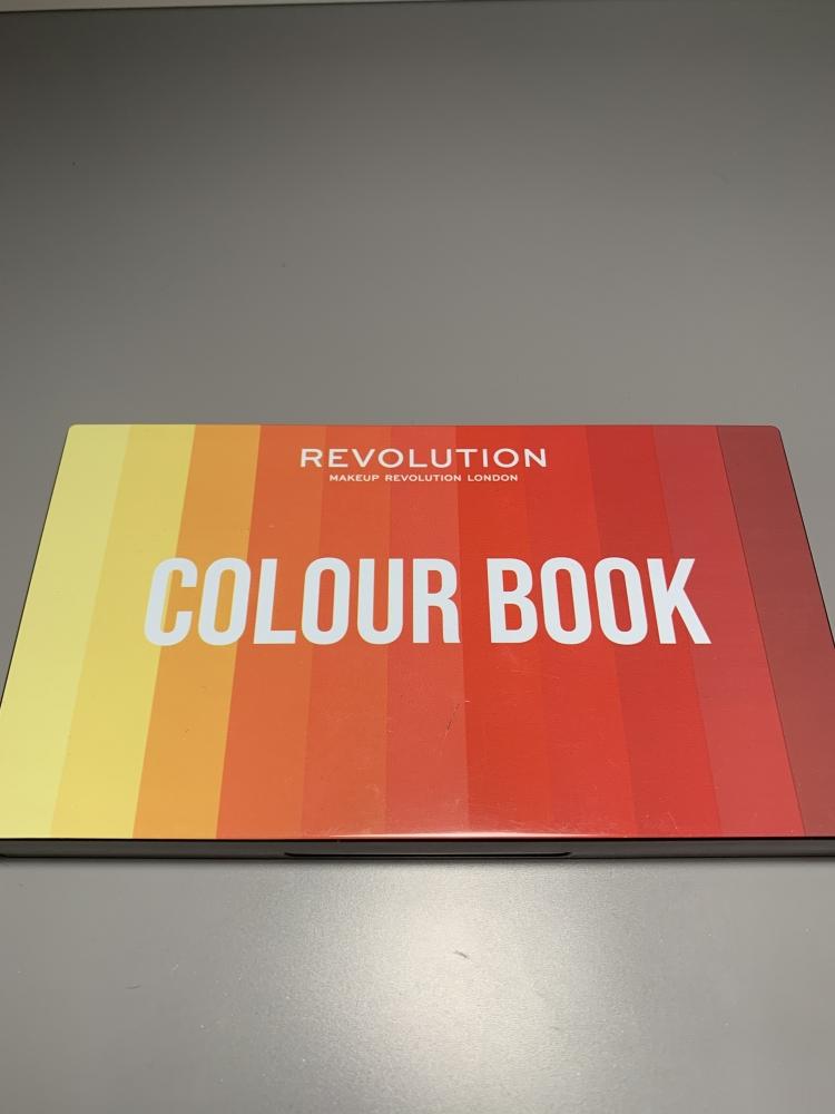 Colour book revolution