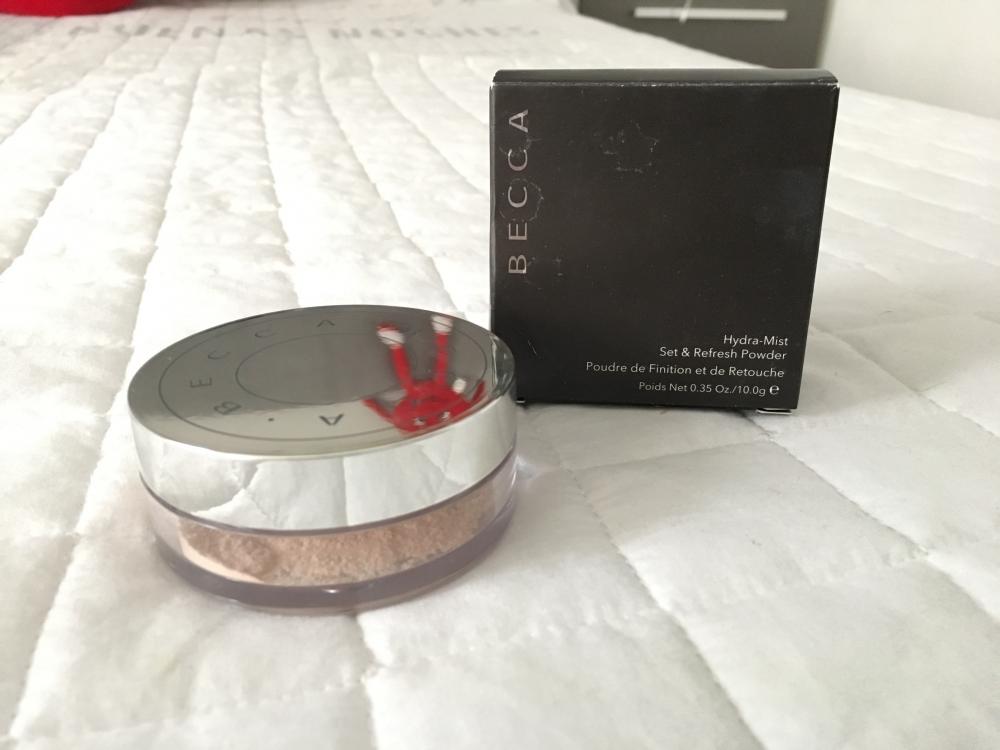 Polvos Hydra-Mist Set & Refresh - Becca