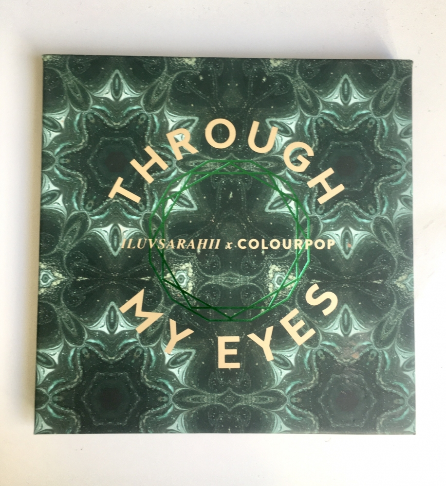 ColourPop Through My Eyes VENDIDO