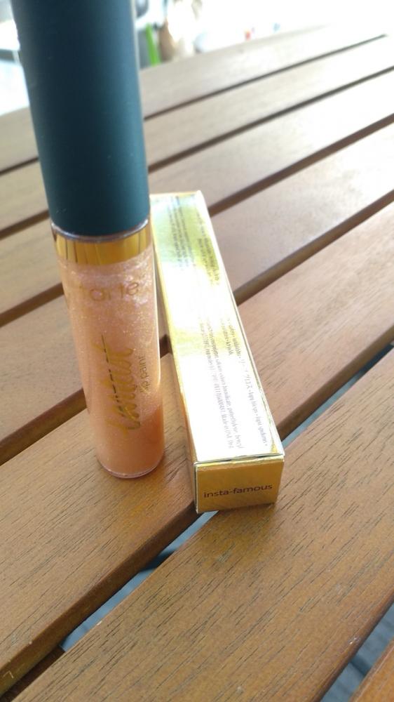tarte insta famous lip paint