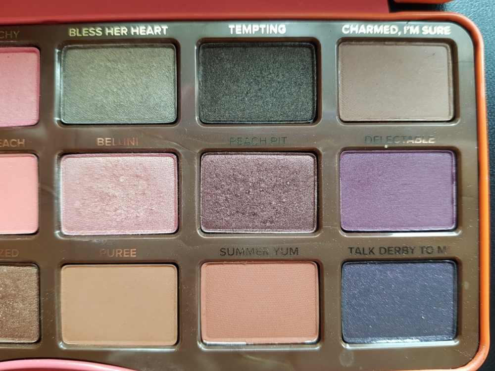 Sweet Peach by Too Faced
